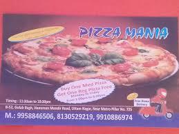 Punjabi Italian Pizza Vikaspuri Delhi Chinese Italian