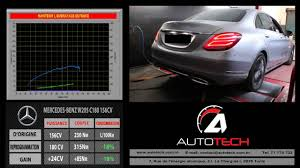 mercedes benz w205 c180 stg1 180cv mercedes benz w205 c180 stg1 180cv autotech tunis