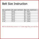 Salvatore Ferragamo Size Chart Mens Belt Size Chart European Archives