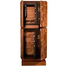 armoires contemporary jewelry armoire contemporary jewelry safe in elm briar and mahogany for powell