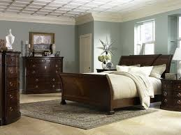 bedding for black furniture. dark furniture light walls neutral bedding all it needs some pillows to for black