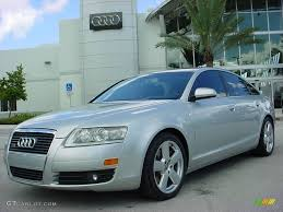2005 Light Silver Metallic Audi A6 3.2 quattro Sedan #353934 ...