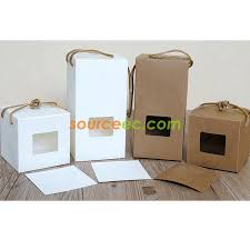 17130 kraft paper gift box