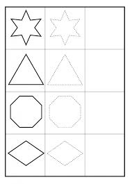 Shapes Printables For Kindergarten Printableeets Cut And Paste ...