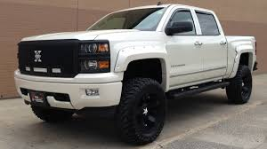 chevy trucks 2014 lifted white. Wonderful Trucks Intended Chevy Trucks 2014 Lifted White 0