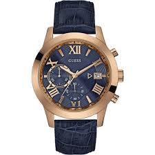 guess watch for men the collection at a low price guess w0669g2 men s watch blue
