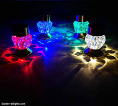 delights lighting. Tabletop Outdoor Multicolored, White, Green, Blue, Red, Crystal Solar Lights On Delights Lighting
