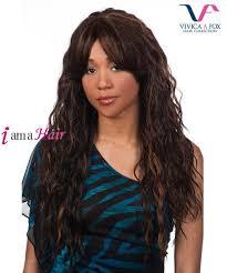 Vivica Fox Hair Color Chart Vivica Fox Full Wig Wp Lizzy Futura Synthetic Weave Cap Full Wig