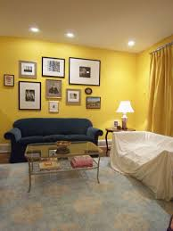 green curtains yellow walls top curtain blue decorating cheery colors that go