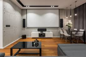 Building A Home On A Budget How To Build A Home Movie Theater Room On A Budget