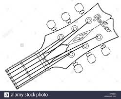 Gibson les paul drawing at getdrawings free for personal use