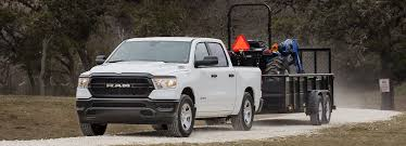 How Much Can The Ram 1500 Tow