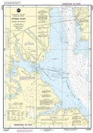 Potomac River Charts Details About Noaa Chart Potomac River Dahlgren And Vicinity 18th Edition 12287
