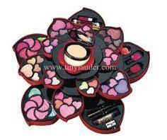 rose flower make up kits revlon