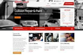 Web Design Long Beach Ca Auto Body Web Design Long Beach Los Angeles