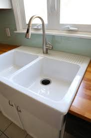 Installing An Ikea Farmhouse Sink Weekend Craft