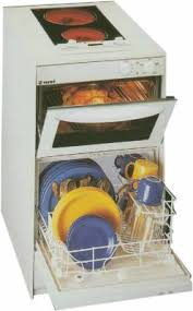 stove oven dishwasher combo. Interesting Dishwasher Dishwasher U0026 OvenCooktop Combo10 10 Bizarre But Useful Appliance  Combinations Throughout Stove Oven Combo I