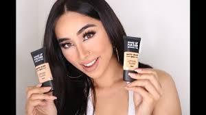 makeupforever matte velvet skin foundation review giveaway alert