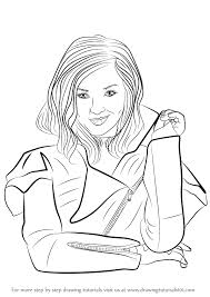 Descendants Disney Coloring Pages At Getdrawingscom Free For