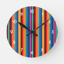 Mexican Wall Clocks Zazzle