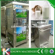 Fresh Milk Vending Machine Beauteous 4848 48 Liters Automatic Coin Operated Milk Vending Machine For
