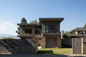 Modern Stone Exterior Interior Design Ideas - Modern exterior home