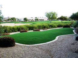 Synthetic turf artificial grass backyard lawn