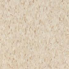 imperial texture vct 12 in x 12 in sandrift white standard excelon commercial vinyl tile 45 sq ft case