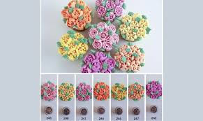 How To Use Russian Piping Tips To Make Buttercream Flowers
