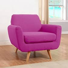 colorful furniture. Divano Roma Furniture - Modern Mid Century Linen Accent Chair Colorful F