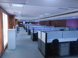 office play. Fully Furnished Linear Workstations Type With 200 + For Rent Near Gemini Flyover Plug \u0026 Play Ready To Occupy. Office