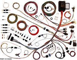 1961 1966 ford trucks restomod wiring system 1970 ford f100 wiring diagram at Ford F100 Wiring Harness