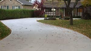 do concrete driveways cost in ontario