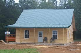 Concrete Cabin Log Cabins