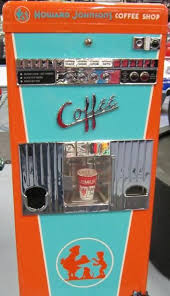 Gulf Vending Machines Beauteous HOJO Coffee Vending Machine Antique Vending I Look For Pinterest