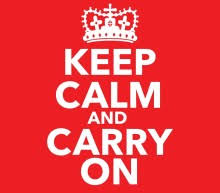 How To Make A Keep Calm Poster Keep Calm Posters Origins Use And Design Ideas For Keep