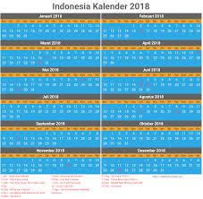 indonesia calendar 2018 6 newspictures xyz