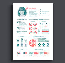 creative design resumes 40 creative resume templates youll want to steal in 2019