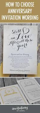 anniversary wording