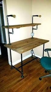 black iron furniture. Industrial Pipe Table Legs Black Iron Desk Best Furniture