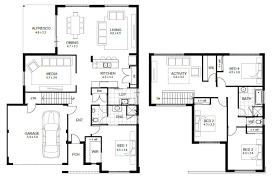 floor plan two y house incredible design with