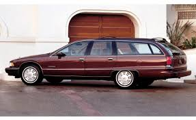 GTP Cool Wall: 1991-1996 Chevrolet Caprice