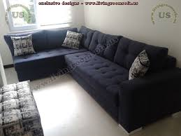 gorgeous navy blue sectional sofa and elegant pertaining to ideas 2