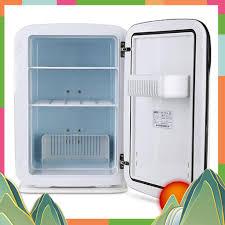Tủ Lạnh Mini 2 Chiều nóng lạnh 10 lít dùng trên ô tô và gia đình
