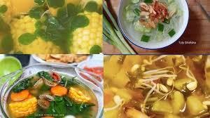 Cek resepnya di bawah ini. 5 Resep Variasi Sayur Bening Tidak Ribet Cocok Untuk Buka Puasa Dan Sahur Halaman All Warta Kota