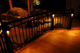 Outdoor Deck Lighting Lowes Decking Make Your Home Feel Inviting With Deck Lighting