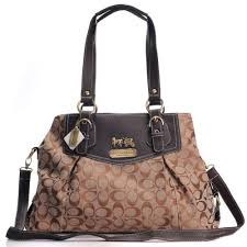 Coach Madison Madeline East West Large Coffee Satchels BXD Give You The  Best feeling!