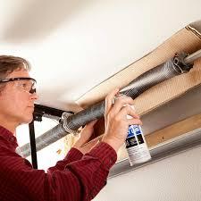 5 essential garage door maintenance tips