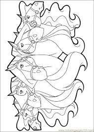 Small Picture Horseland 23 Coloring Page Free Horseland Coloring Pages