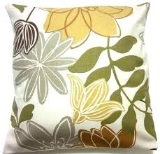 green and gray pillows. Wonderful And Two Gold Olive Green Brown Gray Pillow Covers Modern Floral Decorative Toss  Accent Throw And Pillows  Teal Blue  Inside Green And Gray Pillows R